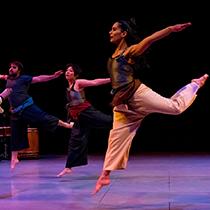 dance up danza organica at institute of contemporary art boston