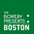 Bowery Boston logo