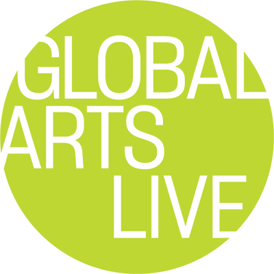 Global Arts Live logo