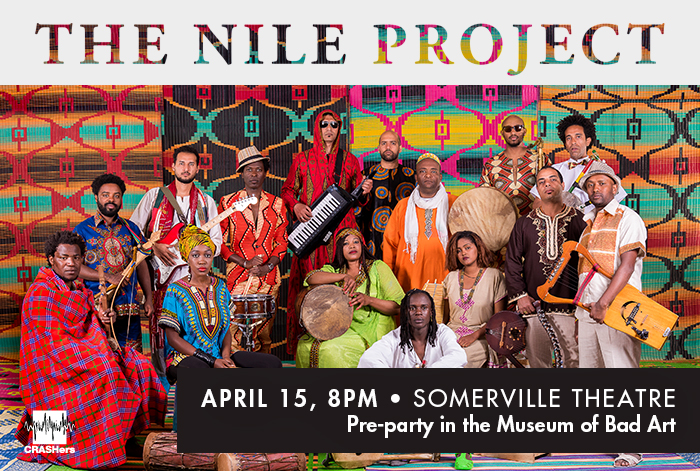 Nile Project flyer